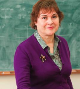 Inmaculada Suárez, responsable del servicio Defensor del Profesor de ANPE-Madrid